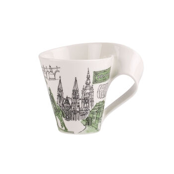 Cities of the World Mug Prag 10.1 oz