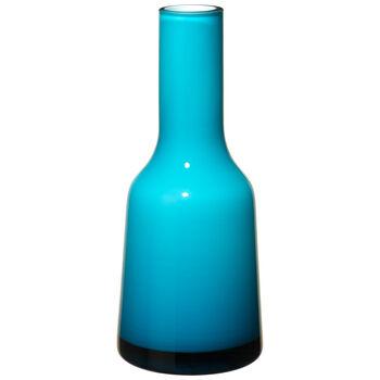 Nek Mini Vase : Caribbean Sea 7.75 in