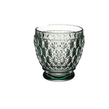 Boston Colored Shot Glass-Green : Set of 4