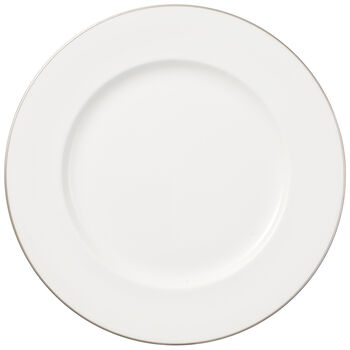 Anmut Platinum No. 1 Round Platter 12 1/2 in