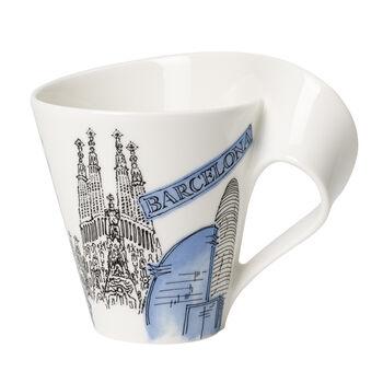 Cities of the World Mug Barcelona 10.1 oz