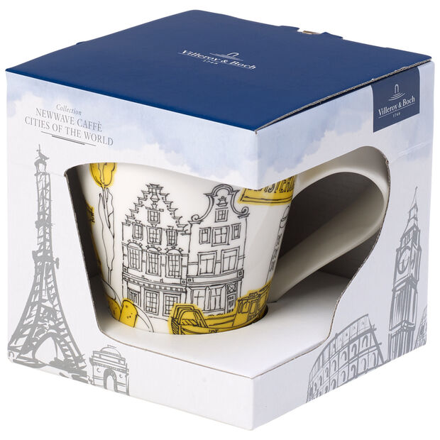 Cities of the World Mug : Amsterdam 10.1 oz, , large