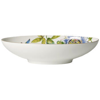 Amazonia Oval Bowl 15 in