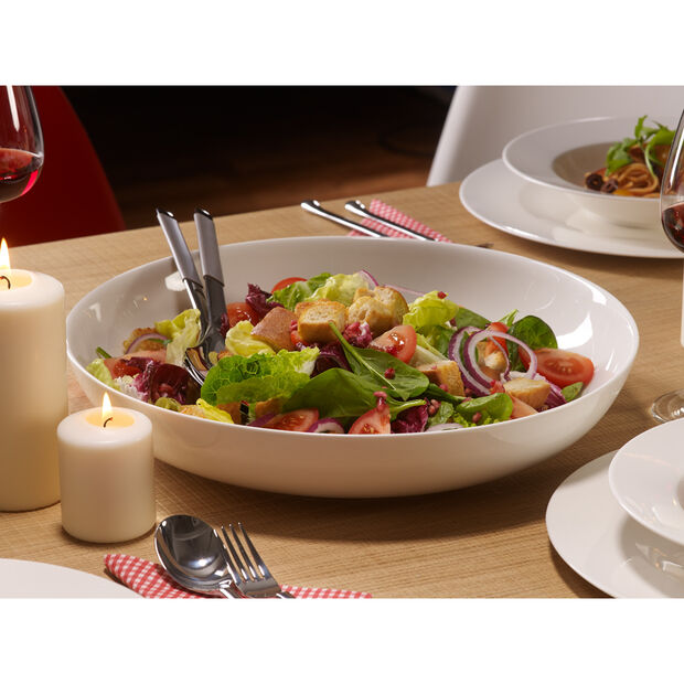 For Me Round Vegetable Bowl 15 in, , large
