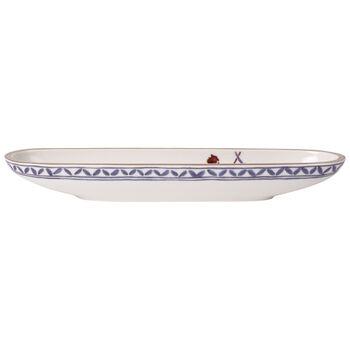 Artesano Provencal Lavender Olive Bowl 11 x 3 in