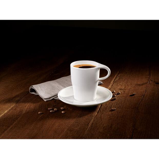 Coffee Passion Coffee Mug & Saucer Set, , large