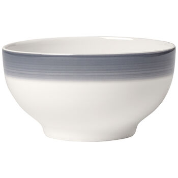 Colorful Life Cosy Grey French Rice Bowl 25 oz