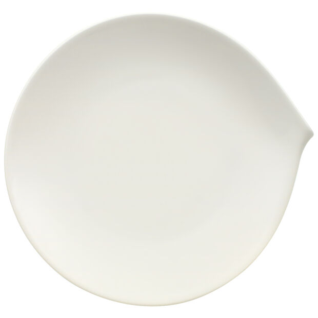 Flow Salad Plate 9 x 8 1/2 in, , large