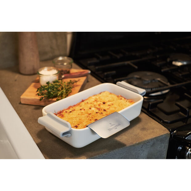 Pasta Passion Silicone Handles&Lasagne Lifter Set, , large