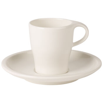 Coffee Passion Espresso Cup & Saucer Set