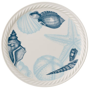 Montauk Beachside Dinner Plate 10.5 in
