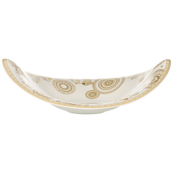 Samarah Gifts Centerpiece Bowl : Gift Boxed 18.5x15 in