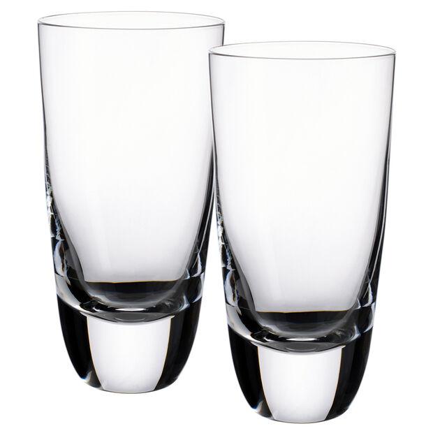American Bar - Straight Bourbon Highball Glasses, Set of 2 6 in, , large