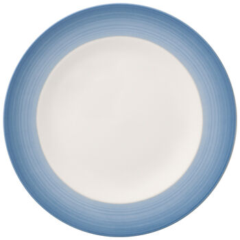 Colorful Life Winter Sky Salad Plate 8.5 in
