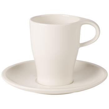Coffee Passion Coffee Mug & Saucer Set