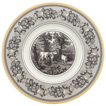 Audun Ferme Appetizer/Dessert Plate 6 1/4 in