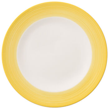 Colorful Life Lemon Pie Salad Plate 8.4 in