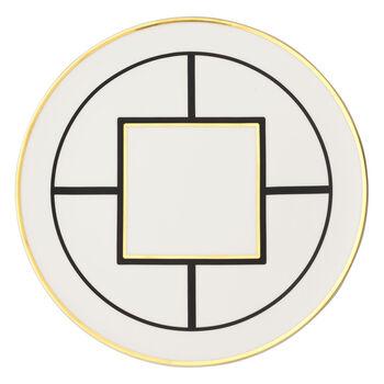MetroChic Cake Plate 13 in