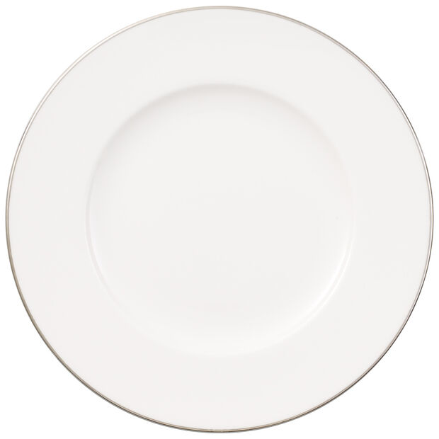 Anmut Platinum No. 1 Appetizer/Dessert Plate 6 1/4 in, , large