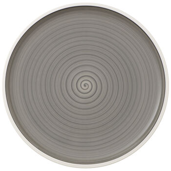 Manufacture gris Pizza/Buffet Plate 12.5 in