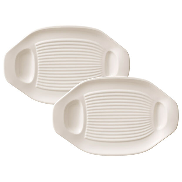 BBQ Passion BBQ/Gril.Veg Pl.:Set of 2, , large