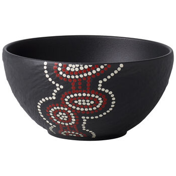 Manufacture Rock Desert Art Rice Bowl 20.25 oz