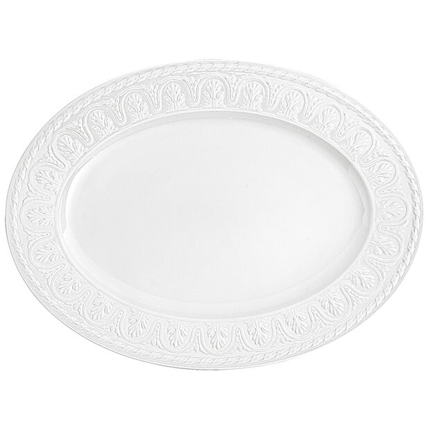 Cellini Oval Platter 15 3/4 in, , large