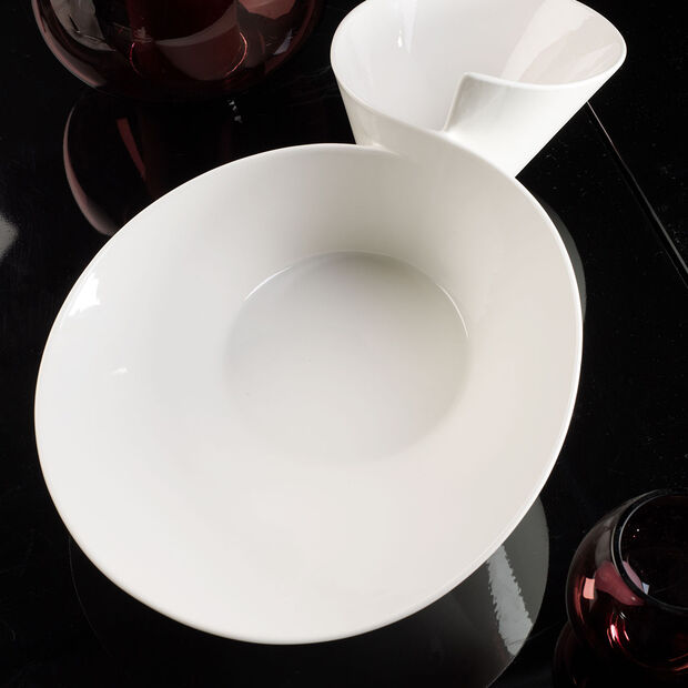 New Wave Chip & Dip (Eye-Catcher) Bowl 19 1/4 in, , large