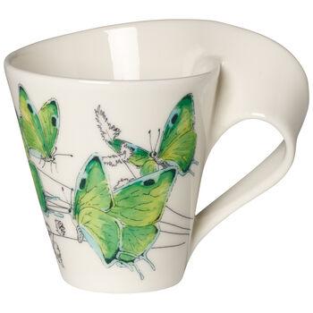 NWC Deep Green Hairstreak Mug : Gift Boxed 10 oz