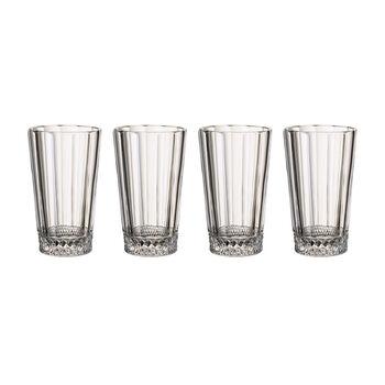Opera Tall Glass : Set of 4 5.5 in/11.5 oz