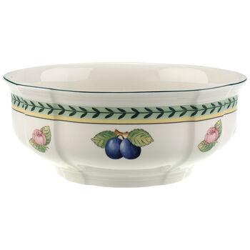 French Garden Fleurence Round Bowl 8 1/4 in