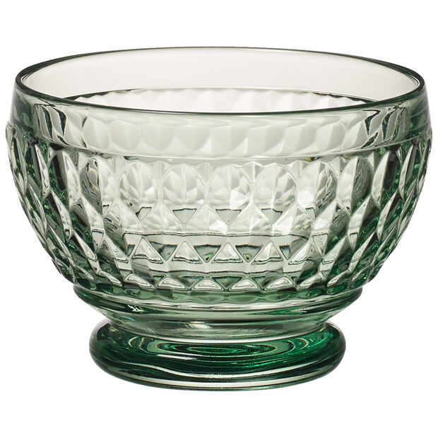 Boston Colored Individual Bowl, Green 4 3/4 in, , large