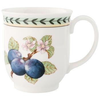 French Garden Charm Mug 14 oz