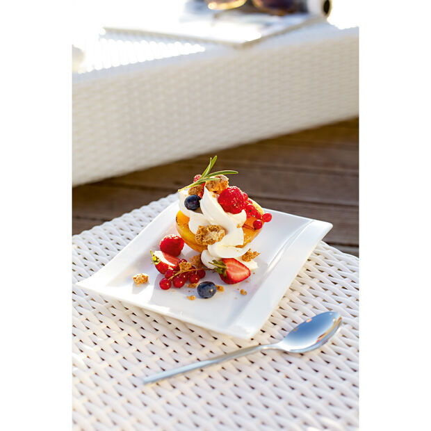 New Wave Appetizer/Dessert Plate 7 x 6 in, , large