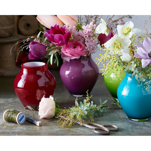 Orondo Mini Vase : Caribbean Sea 4.75 in, , large