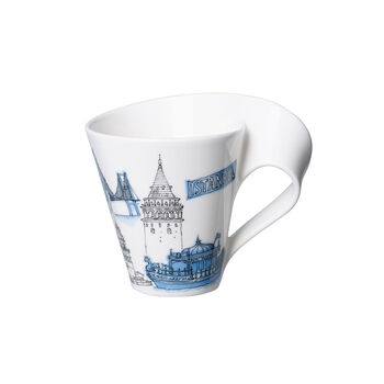 Cities of the World Mug Istanbul 10.1 oz