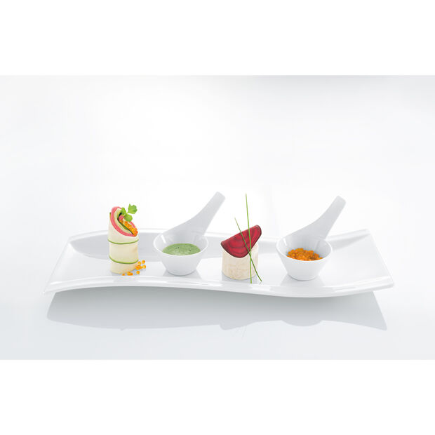 New Wave Antipasti Plate 16 1/2 in, , large