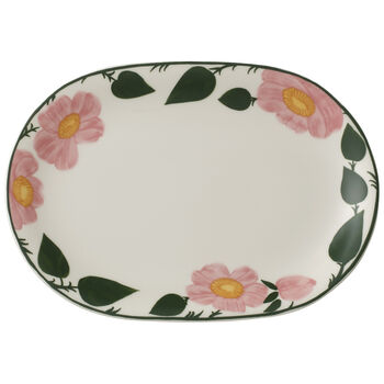 Rose Sauvage Multifunctional Plate