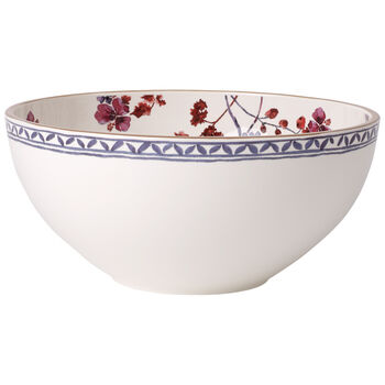 Artesano Provencal Lavender Round Vegetable Bowl 11 in