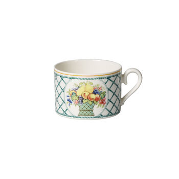 Basket Garden Tea Cup