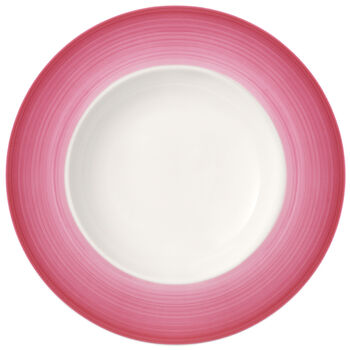 Colorful Life Berry Fantasy Pasta Plate 11.75 in