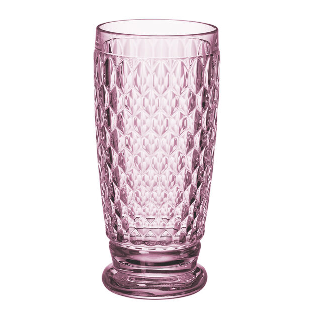 Boston Colored Highball : Rose 13.5 in, , large