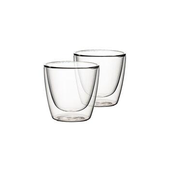 Artesano Hot Beverages Tumbler : Medium-Set of 2 7.5 oz