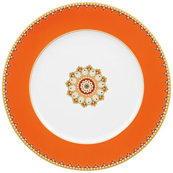 Classic Buffet plate Buffet Plate : Mandarin 11 3/4 in