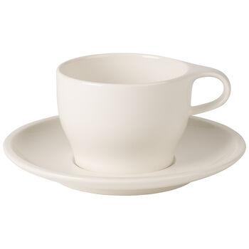 Coffee Passion Cafe au Lait Cup & Saucer Set