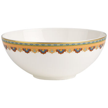 Samarkand Mandarin Fruit Dish 5 in