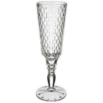 Boston Flare Flute Champagne : Set of 4 6 oz/8 in