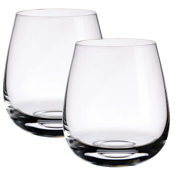 Scotch Whisky - Single Malt Islands Whisky Tumblers, Set of 2 4 in