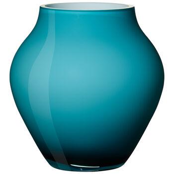 Orondo Mini Vase : Caribbean Sea 4.75 in