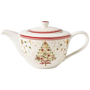 Winter Bakery Delight Teapot 44 oz